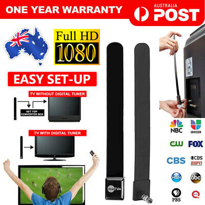 AU9.80 • Buy Digital TV Clear TV Key Satellite HDTV Free Digital Indoor Antenna Ditch Cable