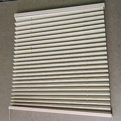 $24.99 • Buy 26  W X 42  L Pleated RV Window Shades Blind Night Suede Color Trailer Camper