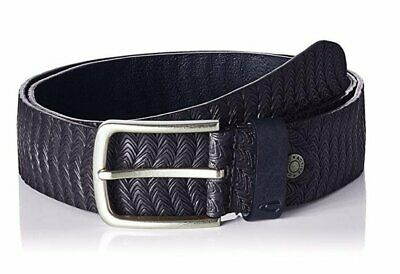 £24.98 • Buy Camel Active Size 2XL // 120cm Measured Blue Leather Belt 49.95 € Price Tag NEW