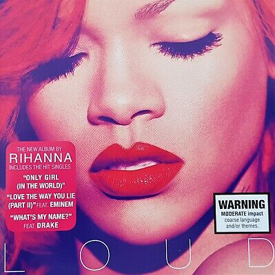 AU7.99 • Buy Rihanna - Loud - Original Oz Release R&b Synth Pop Cd - 2010