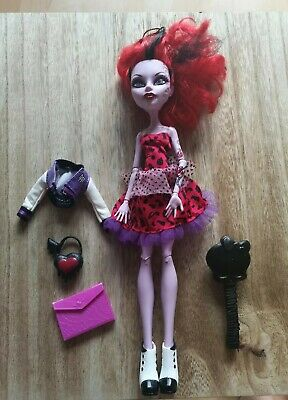 Monster High Operetta Picture Day Doll • 9£