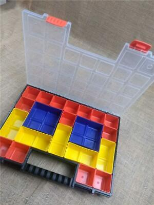Clearance S12-383765 21 Compartment Organiser Parts Storage Box Multi Section • 9.85£