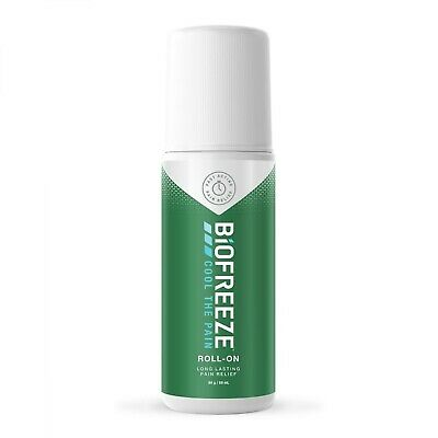 New Biofreeze Roll On 89ml - 7500146 • 11.95£