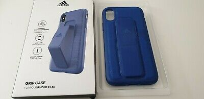 AU28.83 • Buy Official ADIDAS Grip Case Drop Protection Case Cover For IPhone X,XS PRP £34.99