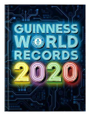 View Details Guinness World Records 2020: The Bestselling Annual Book Of Records Hardcover Bo • 25.00AU
