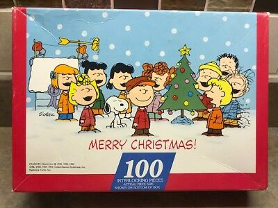 Merry Christmas Charlie Brown.Charlie Brown Christmas Puzzle