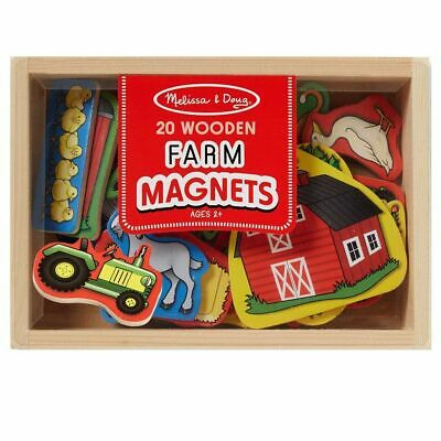 Toy Farm Magnets 19279 Melissa & Doug  • 11.89£