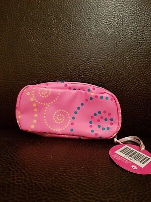 AU11.02 • Buy Maxfactor & Olay Coin / Make Up Brush Holder/ Card Holder Pouch Pink