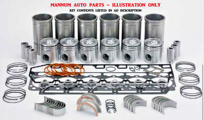 AU2100 • Buy Engine Rebuild Kit Suits Isuzu Truck 4jj1-t Turbo Motor