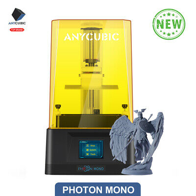 ANYCUBIC Photon Photocuring 3D Printer, Ultra Precision Off-line Print UV Resin • 169£