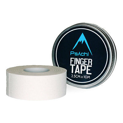 Psychi Finger Strapping Physio Tape Climbing Boxing Gymnastics Crossfit Sports • 4.39£