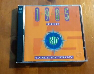 Time Life The 80's Collection 1985 2X CD TL 544/03 • 5.49£