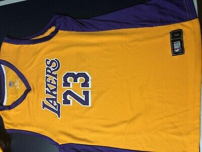 sports shoes 261e5 42f4d laker jersey
