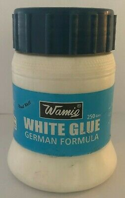 AU10.72 • Buy WamiQ Liquid PVA Glue Great For Making Slime, Washable 250 Gram White