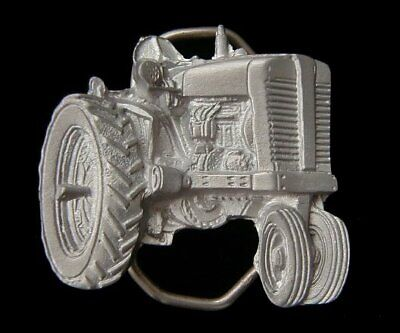$11.95 • Buy 3d Tractor Belt Buckle Small Size Great For Children New!