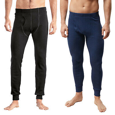 NEXT™ Mens Thermal Long Johns New Thick Brushed Warm Winter Base Layer Leggings • 7.99£