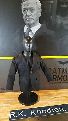 $ CDN46.46 • Buy Hot Toys MMS236 Alfred Pennyworth Action Figure's Jacket Only From Batman Armory
