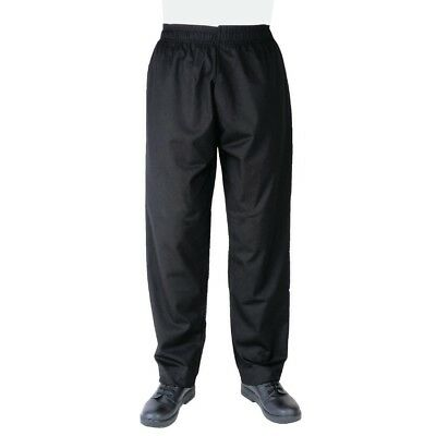 £11.99 • Buy Bon Chefs Apparel Chef Trousers, Black Baggy Trousers Size XS
