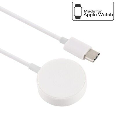 $ CDN8.11 • Buy 1m Universal Portable Magnetic Wireless Charger For Apple Watch Series 4 &3&2&1