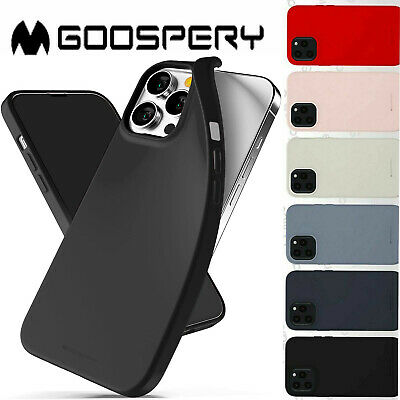 AU10.99 • Buy For IPhone 13 12 Pro Max Mini Case 11 Xr Xs Max Silicone Thin Slim Soft Cover