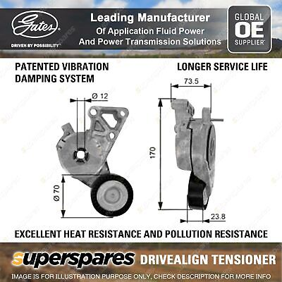 AU134.24 • Buy DriveAlign Alternator Tensioner Unit For VW New Beetle 1C1 9C1 1Y7 Polo 9N3