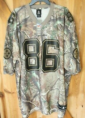 online store 196cd ecc36 camo jersey football