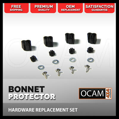 AU35 • Buy Replacement Bonnet Protector Clips  For Nissan Navara D22 OCT 2001-15 (All Vehic