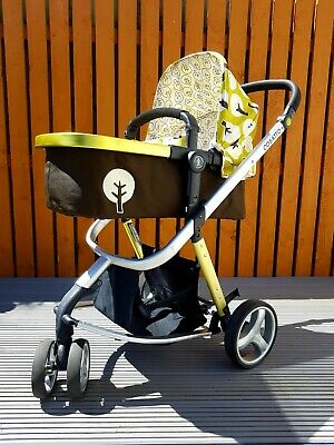Cosatto Giggle, The Classic 3-wheeler Pram From Birth, 2-way Puschair And Cosatt • 190£