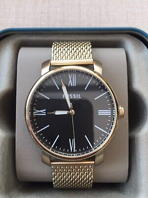 View Details Mens Fossil Rhett Gold Tone Watch BNIB RRP £129.00 • 31.00£
