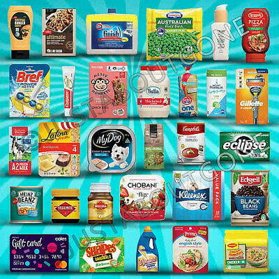 AU7.80 • Buy New Coles Little Shop 2 Mini Collectables Fast & Free Post Rare Cheap Full Set30