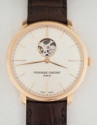 Frederique Constant Slimline Automatic 40mm Mens Watch • 999$