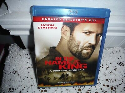 Blu Ray Movie -in The Name Of The King Starring Jason Statham • 2.14£