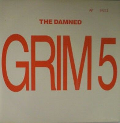 £9.99 • Buy The Damned, Anything, NEW* Original UK Numbered Ltd Edition 7  Vinyl Single