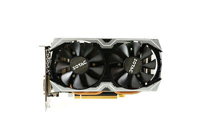 $ CDN230.03 • Buy Zotac GeForce GTX 1060 6GB AMP! Edition Graphics Card | Fast Ship, Cleaned, T...