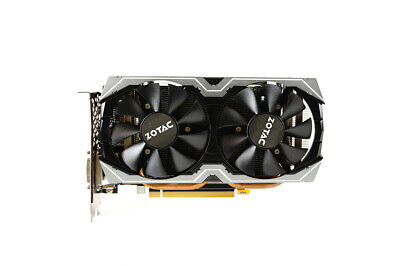 $ CDN256.02 • Buy Zotac GeForce GTX 1060 6GB AMP! Edition Graphics Card | Fast Ship, Cleaned, T...