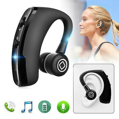 $9.49 • Buy Ear Hook Bluetooth Earphone Stereo Bass Headphone Wireless Sport Headset Mic