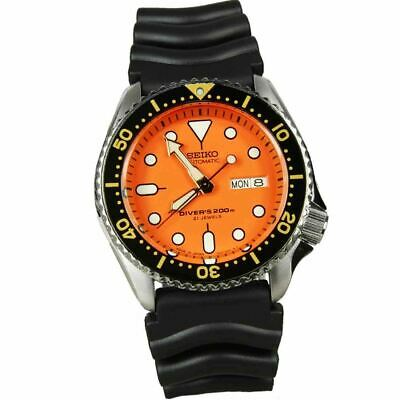 $ CDN420.46 • Buy SEIKO AUTOMATIC 200M SCUBA DIVERS WATCH SKX011J TRUSTED SELLER 100% Authentic