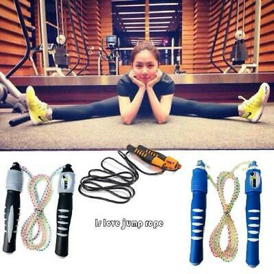 £7.95 • Buy Durable Skipping Rope With Counter Children Exercise,Fitness Activity UK SELLER