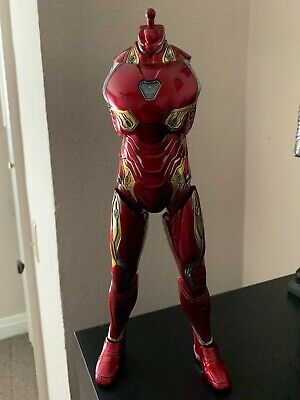 $ CDN334.07 • Buy Hot Toys Avengers IW Mark 50 Iron Man Figure Body