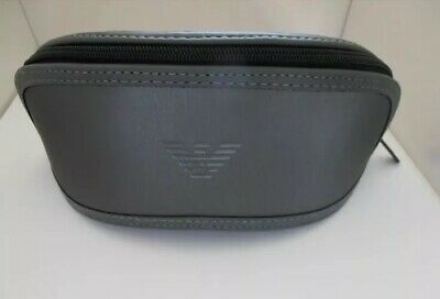 Emporio Armani Spectacle Or Sunglasses Glasses Case, GREY Brand New  • 9.95£