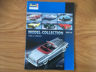 £4.22 • Buy CATALOGUE REVELL METAL Collection 2001 / 2002     G8