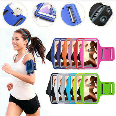 $ CDN4.74 • Buy For Samsung Galaxy S21 S20 FE S10 S9+ Gym Running Sport Arm Band Bags Cover Case