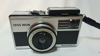 $ CDN99.95 • Buy Zeiss Ikon Ikonomatic F Vintage Film Camera EXCELLENT Condition. Made In Germany
