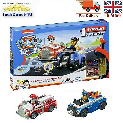 £30.07 • Buy Nickelodeon Carrera First Paw Patrol Chase Vs Marshall On The Track Race Car Set