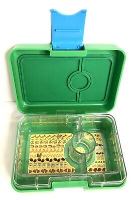 AU26.08 • Buy YUMBOX MiniSnack Leakproof Snack Box Ami Green 5.75in X 4in X 2in