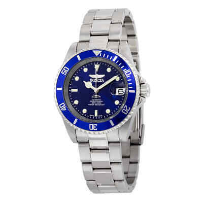 $71.88 • Buy Invicta Pro Diver Blue Dial Stainless Steel Men's Watch 9094OB