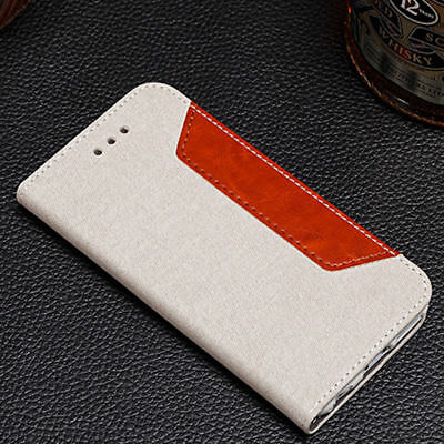 AU5.49 • Buy Grey Wallet Case Cover Card Holder For IPhone 6 6s Plus 5.5''   #17
