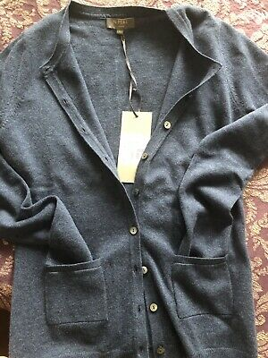 N.Peal Cashmere Cardigan, Brand New, XS UK6 • 85£