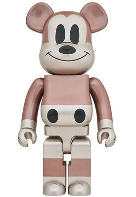 $7000 • Buy Medicom Toy Be@rbrick Undefeated Mickey Mouse 1000% Mickey The True Original