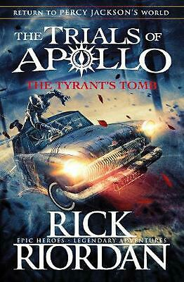 View Details The Tyrant's Tomb (The Trials Of Apollo Book 4) By Rick Riordan Paperback Book F • 15.00AU